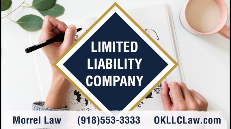 Oklahoma LLCs Are Open for Business