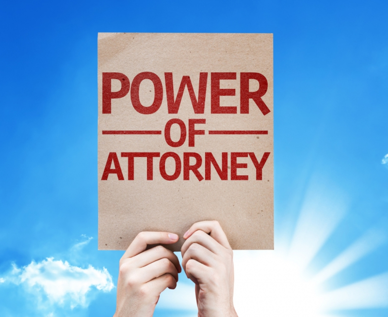 Difference Between a Specific Power-of-Attorney and a General Power-of-Attorney?